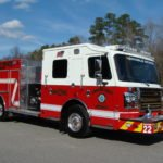 Carolina Beach Pumper officer