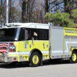 Roanoke County Fire Department