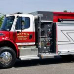 Axton Community Volunteer Fire Department